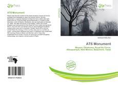 Capa do livro de AT6 Monument