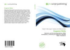 Bookcover of Eugene Nida