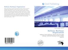 Bookcover of Hellenic Railways Organisation