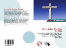 Portada del libro de Great Lakes Christian College
