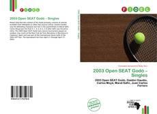 Capa do livro de 2003 Open SEAT Godó – Singles