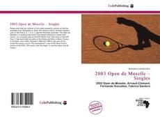 Couverture de 2003 Open de Moselle – Singles