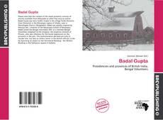 Bookcover of Badal Gupta