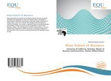 Обложка Haas School of Business