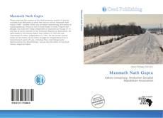 Bookcover of Manmath Nath Gupta