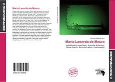 Maria Lacerda de Moura kitap kapağı