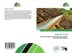 Buchcover von Auburn Trail