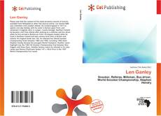 Buchcover von Len Ganley