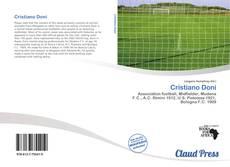Bookcover of Cristiano Doni