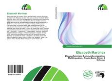 Bookcover of Elizabeth Martínez