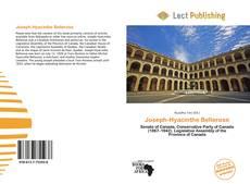 Capa do livro de Joseph-Hyacinthe Bellerose
