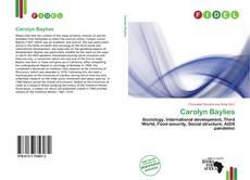 Couverture de Carolyn Baylies