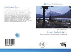 Bookcover of Lahuji Raghoji Salve
