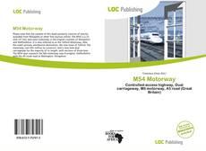 Bookcover of M54 Motorway