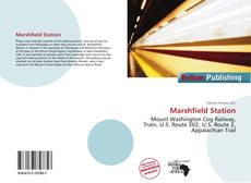 Bookcover of Marshfield Station
