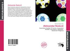 Portada del libro de Aleksandar Nedović