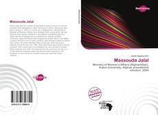 Bookcover of Massouda Jalal