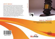 Bookcover of John C. Spencer