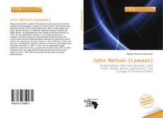 Bookcover of John Nelson (Lawyer)