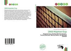 2002 Hopman Cup的封面