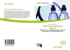 Bookcover of 2002 Tennis Masters Series