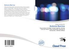 Buchcover von Antonio Barrios