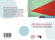 2002 Adidas International kitap kapağı