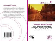 Bookcover of Philippe Marie Visconti