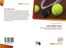 2002 BMW Open的封面