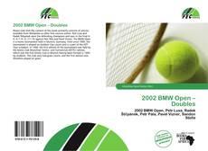 2002 BMW Open – Doubles的封面
