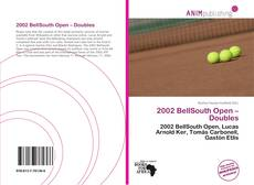 Обложка 2002 BellSouth Open – Doubles