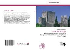Alix de Vergy kitap kapağı