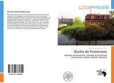 Обложка Duché de Poméranie