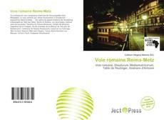 Portada del libro de Voie romaine Reims-Metz