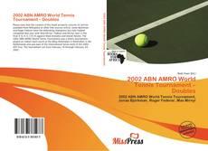 Capa do livro de 2002 ABN AMRO World Tennis Tournament – Doubles