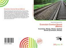 Capa do livro de Evanston Central Street (Metra)
