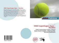 Capa do livro de 2002 Copenhagen Open – Doubles