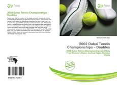 Couverture de 2002 Dubai Tennis Championships – Doubles