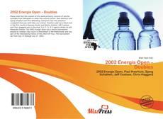 Couverture de 2002 Energis Open – Doubles
