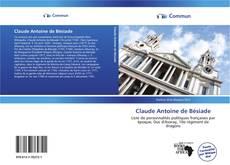Claude Antoine de Bésiade kitap kapağı