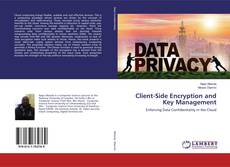 Buchcover von Client-Side Encryption and Key Management