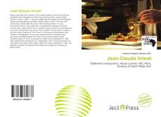 Jean-Claude Vrinat kitap kapağı