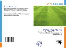 Bookcover of Dimitar Kapinkovski