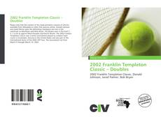 Обложка 2002 Franklin Templeton Classic – Doubles
