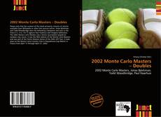 Bookcover of 2002 Monte Carlo Masters – Doubles