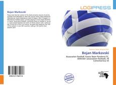 Bookcover of Bojan Markovski
