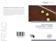 Bookcover of 2002 Stella Artois Championships – Doubles