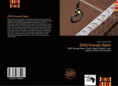 Buchcover von 2002 Energis Open