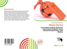 Moshe Gariani kitap kapağı