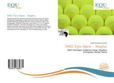 Couverture de 2002 Tata Open – Singles